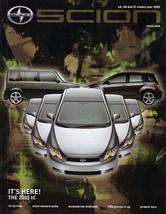 2005 Scion xA xB tC brochure catalog magazine ISSUE 04 bB - $8.00