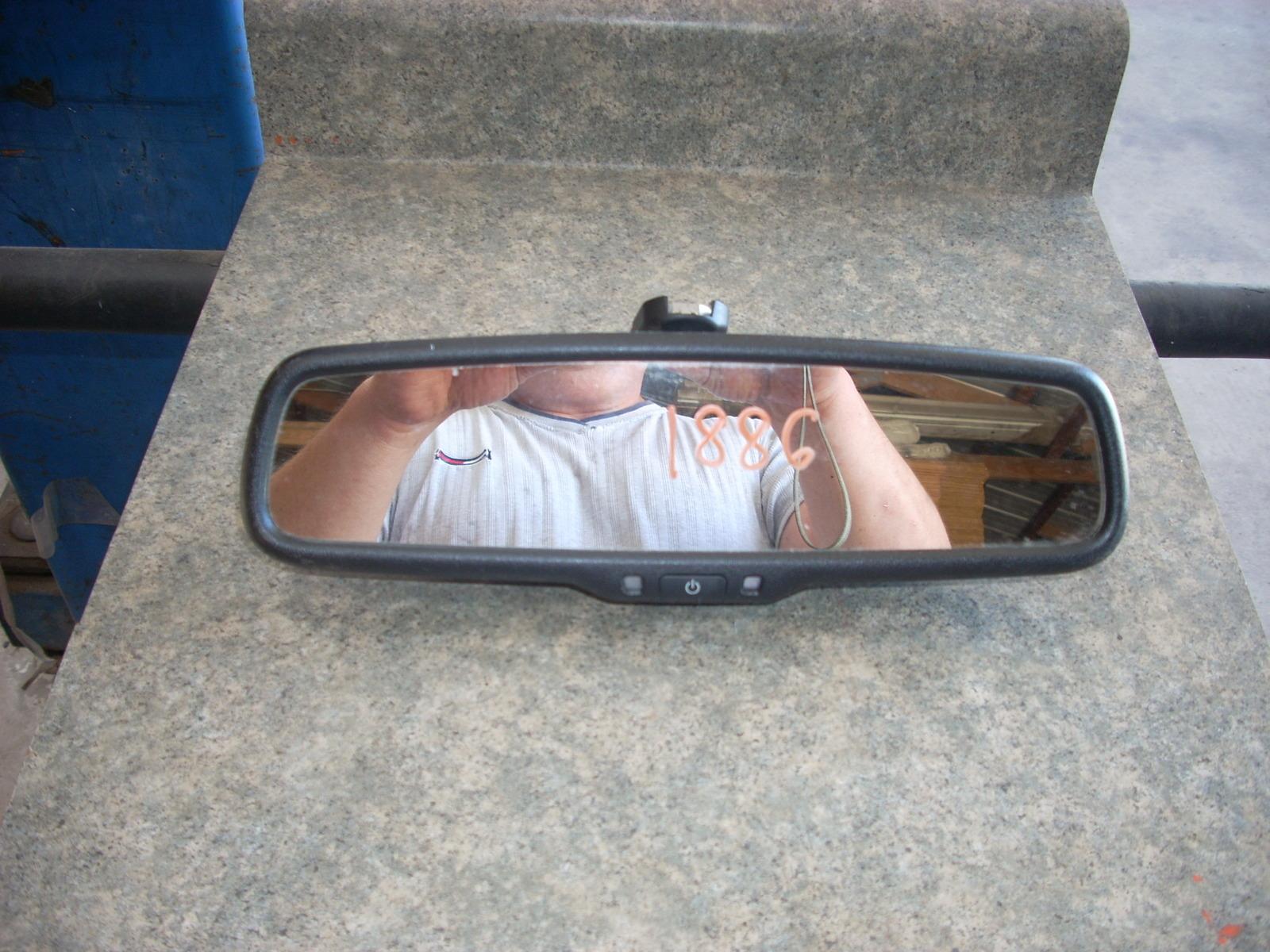 1886 interior mirror