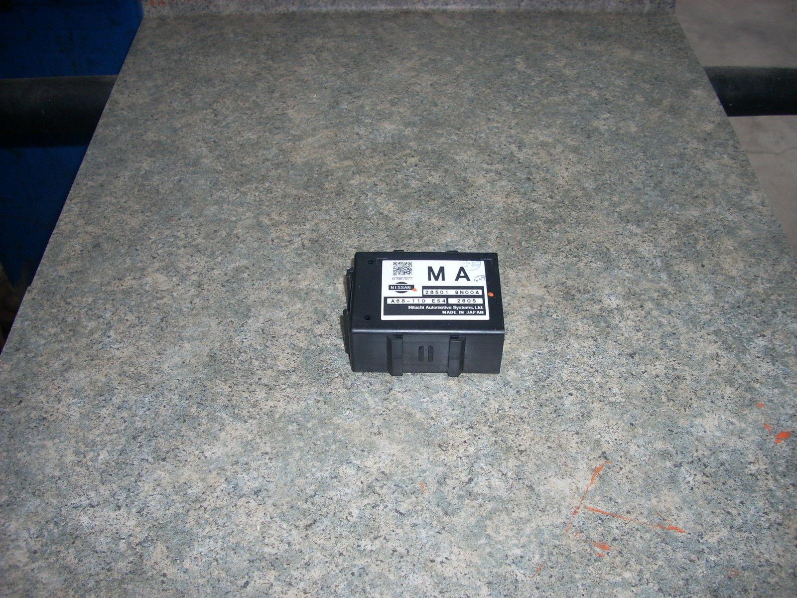 1886 power steering module 1886 id  285019n00a