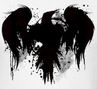 Haunted : The Power of the Red and Black Shadow Phoenix – Enlighten and Empower