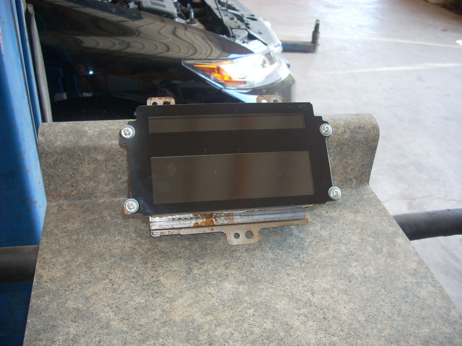 2012 2013 NISSAN MAXIMA DISPLAY SCREEN  280909DA0A