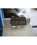 2012 2013 NISSAN MAXIMA DISPLAY SCREEN  280909DA0A - $75.00
