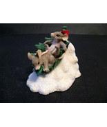 Charming Tails Figurine Teamwork Helps Mice - $7.99