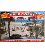 Vintage FLORIDAS FINEST GULF COAST PLAYGROUND TRAVEL BOOKLET Copyright 1... - $98.99