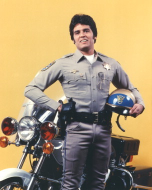 Primary image for Chips Erik Estrada Vintage 8X10 Color TV Memorabilia Photo