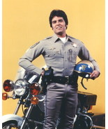 Chips Erik Estrada Vintage 8X10 Color TV Memorabilia Photo - $6.99