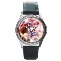 Wand of Fortune Leather Watch Wristwatch - $12.00