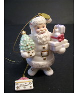 Lenox Ornamnet Santa's Cherry Christmas Mint  - $16.99