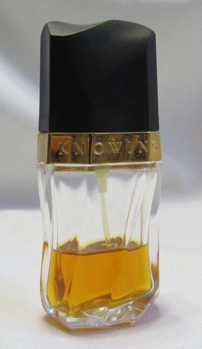 Estee Lauder Knowing Eau de Parfum Spray 1oz Partial  From Estate