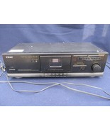 TEAC   V-370 Stereo Cassette Tape Deck for Repairs or Parts - $19.81