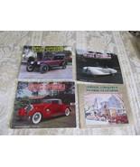 Antique Automobile Magazine 4 Issues 1994  VOL. 58 AACA Car Club - $11.89