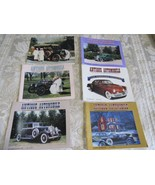 Antique Automobile Magazine 6 Issues 1997  VOL. 61  AACA Car Club - $17.83