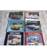 Antique Automobile Magazine 6 Issues 2000  VOL. 64  AACA Car Club - $17.83
