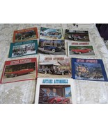 Antique Automobile Magazine 10 Issues 1990/1  VOL. 54 55 AACA Car Club M... - $28.72