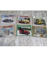 Antique Automobile Magazine 6 Issues 1992/3  VOL. 56 57  AACA Car Club M... - $17.83