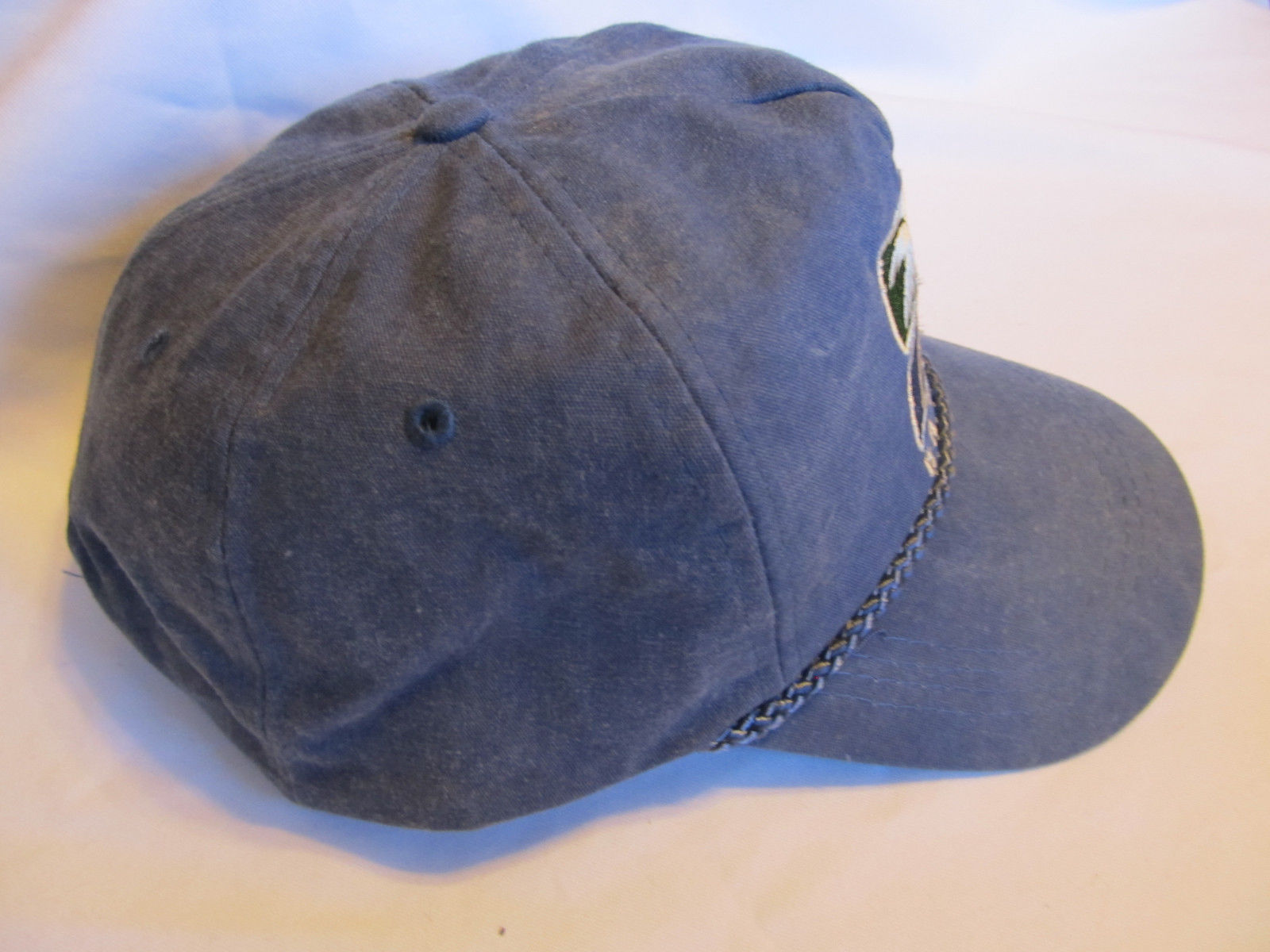 Blue Hawaii Palm Tree Ball cap Baseball hat Sportcap Very Nice Condition