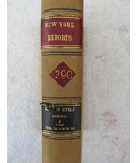 New York Reports of Cases Decide in the Court of Appeals 1943  Dimock Vo... - $74.24