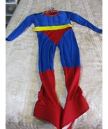 Superman Classic Costume Child Large  **NEW**  Superhero Dress Up Pretend - $14.82