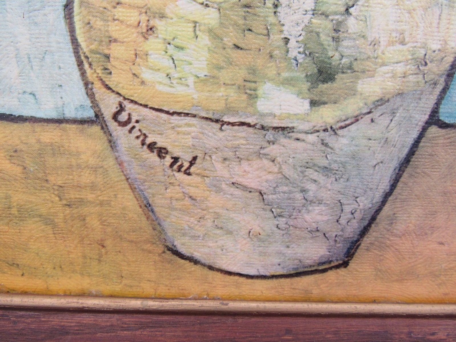 "Van Gogh Winde Fine Prints "" Sunflowers ""  # 113   Size 11"" X 14""  Canada"