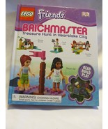 LEGO Brickmaster Friends Treasure Hunt in Heartlake City by Dorling... - $17.81