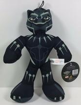 "MARVEL Black Panther 14"" Plush Doll Toy Stuffed Figure - $12.34"
