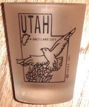 Souvenir Shot Glass from Utah ~ Classic Shape ~ 1991 - $8.00