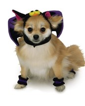 Rubie's Pet Costume, Large, Bat Headpiece with Cuffs - $1.00