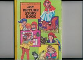 MY PICTURE STORY BOOK--`1977--European, Scarce - $8.00
