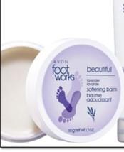 Footworks Beautiful - Lavender Softening Balm - 1.7 Oz - $7.95