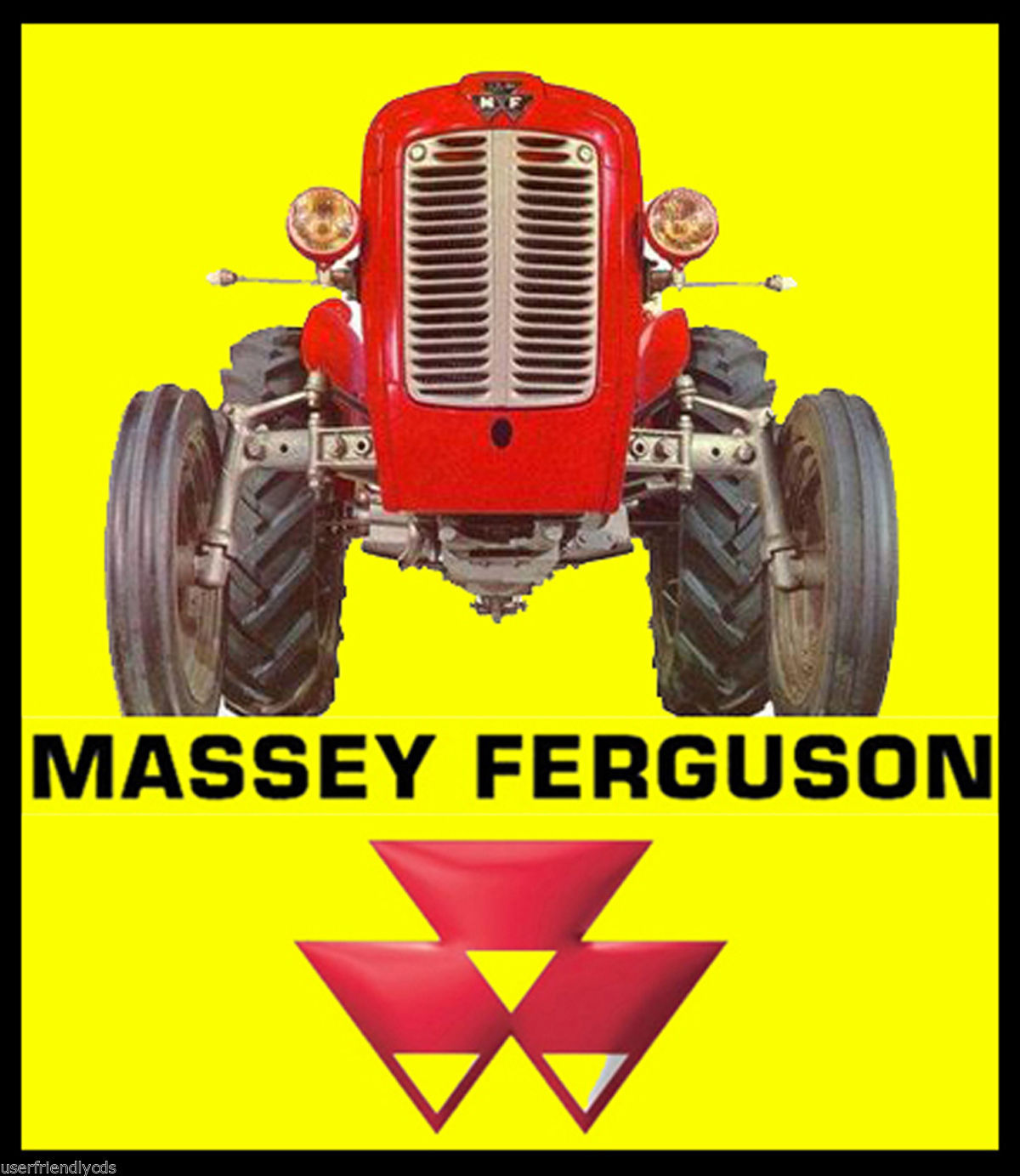 Massey Ferguson Mf300 Tractor Shop Service and 21 similar items. 57