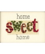 Dimensions Needlecrafts Punch Needle, Home Sweet Home [Kitchen] - $15.97