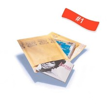 #1 400 7.25x12 Kraft Bubble Mailer Padded Mailers Paper Envelopes Bags 7x12 - $81.03