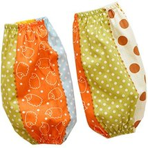 Baby Sleeves Prevent Sleeves Of Babies' Clothes From Being Dirty(Orange) - $12.70