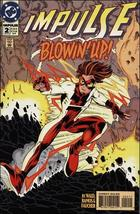 DC IMPULSE (1995 Series) #2 VF - $0.89