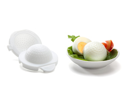 Kids Funky Food Gifts Egg Shapers Design Breakfast Chef Golf Ball Sports... - $23.80 CAD
