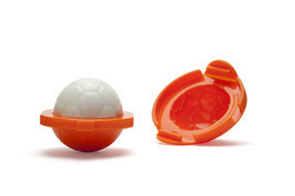 Kids Funky Food Gifts Egg Shapers Design Breakfast Chef  FootBall Sports... - $23.03 CAD