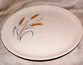Vintage 1959 SALEM BOUNTIFUL Wheat Pattern Dinner Plates No Gilt 10 Avai... - $8.00