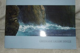 Dingle Bay IRELAND 2003 Great Blasket Island Inspired ART Exhibition Cat... - $34.65