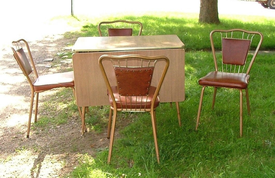 1950s Walter Of Wabash Kitchen Set Formica And 50 Similar Items