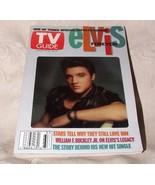 Aug 17 - 23 2002 TV GUIDE ELVIS PRESLEY Elvis Forever! Hologram 3 D Cover - $15.00