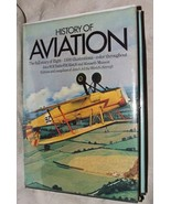 1975 Reprint History of Aviation Taylor & Munson Profusely Illustrated C... - $35.00