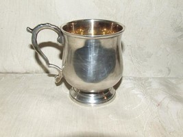 Vintage EALES 1779 Silverplate Baby Cup Child's... - $14.85