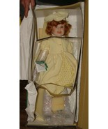 "30"" Masterpiece Gallery Porcelain Artist Doll CLEO by Marilyn Bolden NEW... - $200.00"