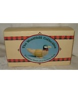 Vintage 1980-90s Russ Berrie Handcrafted Seagrass Decorative DUCK NEW in... - $10.00
