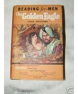SCARCE 1959 Doubleday Reading for Men #14 w/DJ Golden Eagle Hernando DeSoto - $45.00