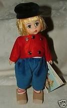 Madame Alexander 577 NETHERLANDS BOY Doll Wooden Shoes - $39.59