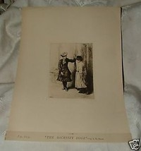 1881 Alfred Walter BAYES London England Etching... - $123.75