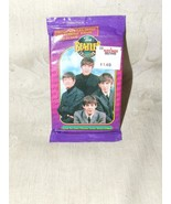Vintage 1993 10 Cards BEATLES COLLECTION Sealed Package Apple Corps Rive... - $10.00