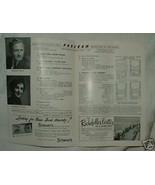 1951 Radio City Music Hall Program FATHER'S LITTLE DIVIDEND Liz Taylor S... - $10.00