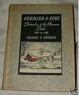 1942 Currier & Ives Printmakers to the American People by Harry T Peters #1 - $40.00